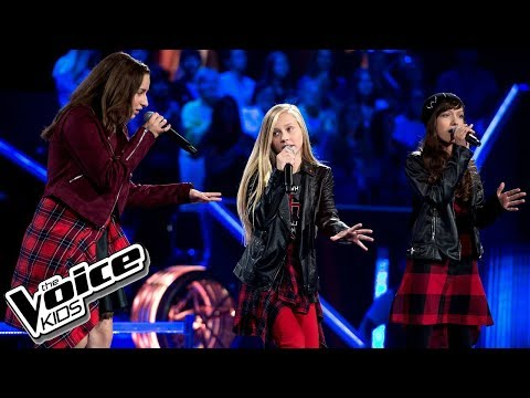 "Tomczyk, Nowak, Gabor - ""Problem"" - Bitwy - The Voice Kids Poland 2"