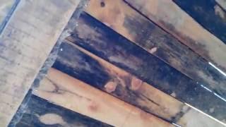 Дом из опилкобетона начали заливать потолок думали потоп 27 09 2015