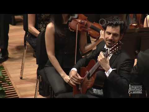Joaquín Rodrigo, Fantasía para un gentilhombre  - Orquesta Sinfónica de Minería