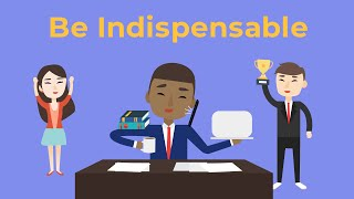 6 Ways to bę Indispensable at Work   Brian Tracy