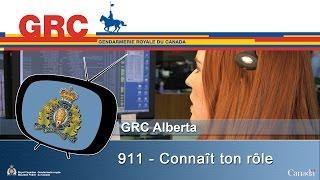 911 -  Connaît ton rôle