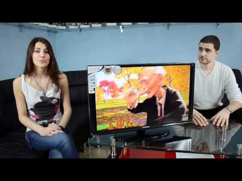 видео: Обзор телевизора samsung ue32eh5000