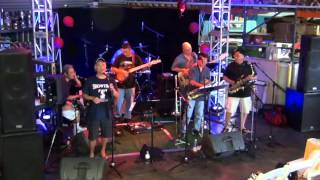 Elemental Funk plays Jamestown Massacre