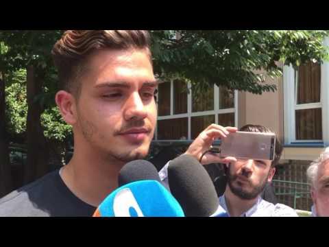 André Silva: 'Milan grande club, è un punto d'arrivo'