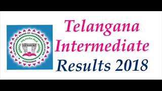 Telangana Intermediate Results 2018   TS Inter Results 2018 Date