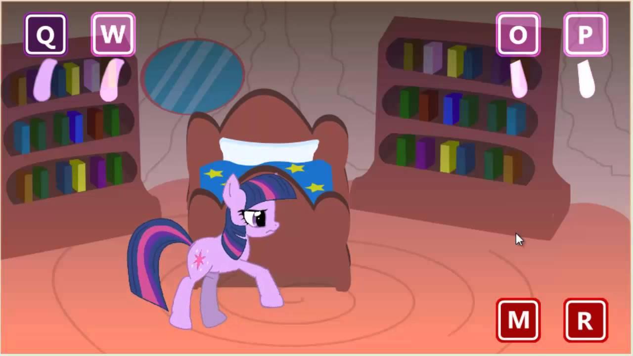 Играть в мучение пони