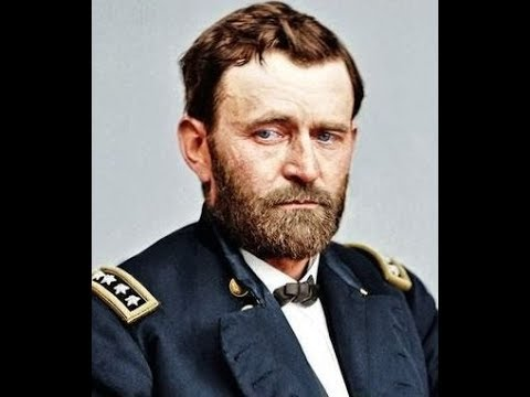 Civil War Biography:  General Ulysses S Grant