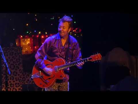 """Roy Clark Tribute & Ring of Fire"" Brian Setzer Orchestra@Academy Philadelphia 11/24/18"