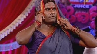 Jabardasth - Jabardasth Chammak Chandra Performance on 27th June 2013