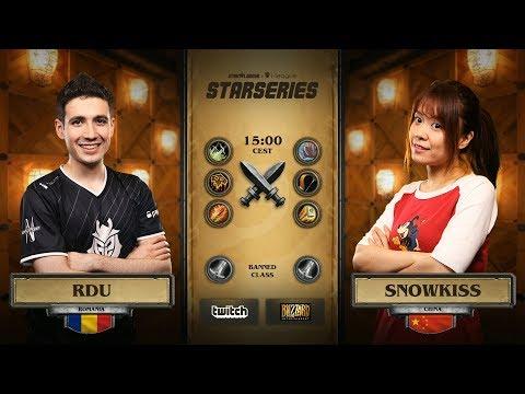 Rdu vs SnowKiss vod