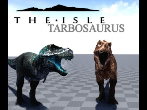 The Isle Modding: Tarbosaurus Sounds