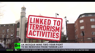 2 year Battle  London Mosque wins fight to have name removed from terror database