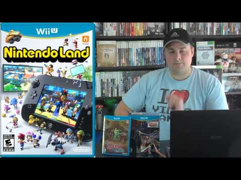 Top 10 Selling Wii U Games (January 2014 Update)