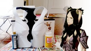 Download Video Craft Foam Armor Tutorial Part One | Panne from Fire Emblem: Awakening] MP3 3GP MP4