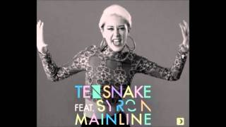 Tensnake feat. Syron - Mainline (Original mix)