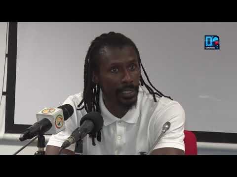 Sadio Mané quitte la pelouse de Bata en pleurs, Aliou Cissé demande à l'équipe de l'aider thumbnail