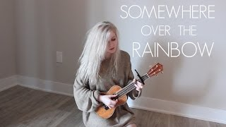 Somewhere Over The Rainbow (Holly Henry Cover) (Unplugged)