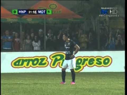 TVC Honduras Progreso/Motagua- Primer gol de Honduras Progreso 1-1 Motagua final del Apertura 2015