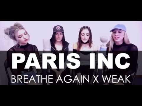 PARIS INC 90s Remix - BREATHE AGAIN X WEAK (Toni Braxton & SWV)