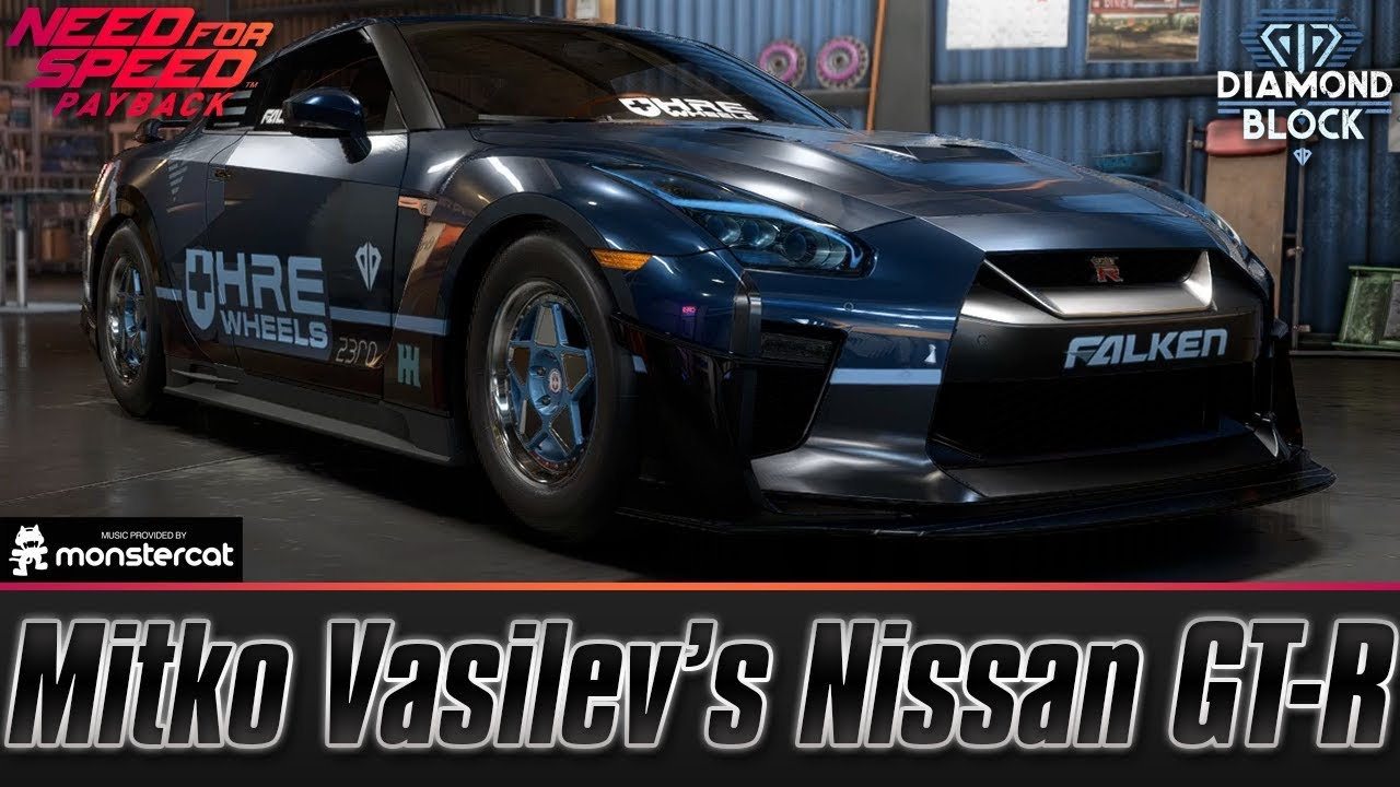 need for speed payback mitko vasilev 39 s nissan gt r lv399 abandoned car location youtube. Black Bedroom Furniture Sets. Home Design Ideas