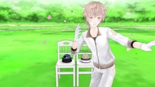 【MMD刀剣乱舞】恋愛デコレート【物吉貞宗/ぽよちゅんへし/ちゅん燭】