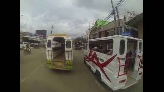 Puerto Princesa - Rizal Avenue from Cathedral to Airport - Dec. 8, 2016 (Holiday)