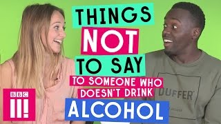 Things Not To Say To Someone Who Doesn