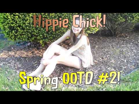 OOTD #2: Hippie Chickee!