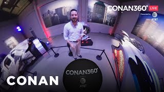 CONAN360° LIVE Highlight: Jared Leto's Joker Car & More