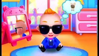 BABY TV Little BABY Boss Care ✅  Babytv Cartoon Educational Video