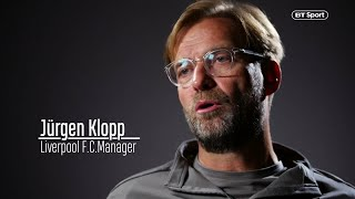 """Van Dijk is like an SUV truck!"" 🤣 Fascinating interview with Jurgen Klopp on Liverpool's mentality"