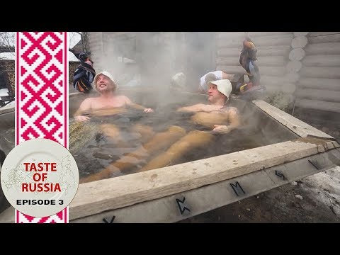 Suffering for soup: The secret of authentic 'ukha' - Taste of Russia Ep.3
