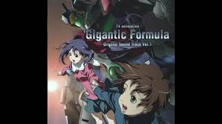 "The song ""United Force (TV size)"" from Gigantic Formula Original So..."