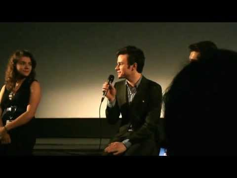 SBL Paris premiere  Q&A with Chris Colfer and Roberto Aguire 1