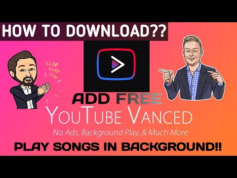 How to download You tube vanced?    Add free You tube    Play video in background    YOU TUBE VANCED