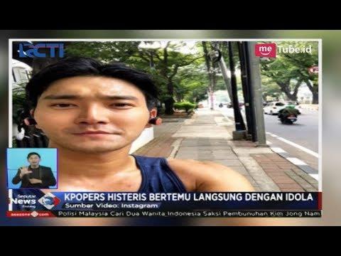 Persiapan Penutupan Asian Games, Boyband Korea 'Suju' Dan 'iKon' Tiba Di Jakarta - SIS 01/09
