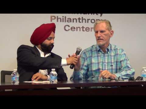 """""""Building Bridges of Golden Rule Action"""" Faith Forum, part 1 of 2"""