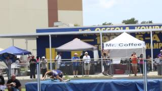 Alain Clears 5'2 at 2014 AAU District Meet - Kissimmee