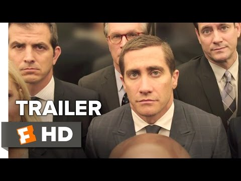 Demolition Official Trailer #1 (2016) - Jake Gyllenhaal, Naomi Watts Movie HD