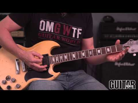 Mysterious Hexatonic Scales Lesson with Jimmy Brown