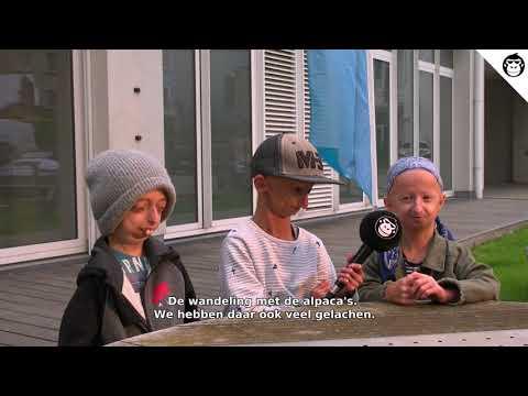 Wat vonden de progeriapatiënten nu echt van Karen en James?