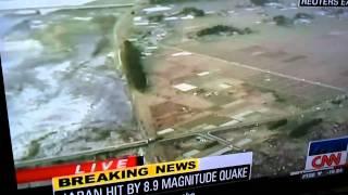 Tokyo 8,9 magnitude quake friday 2011-03-11