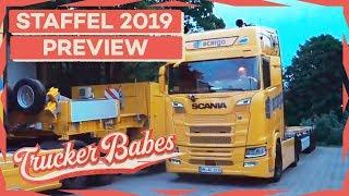 Der erste Tag im neuen Truck! | PREVIEW | Trucker Babes | kabel eins