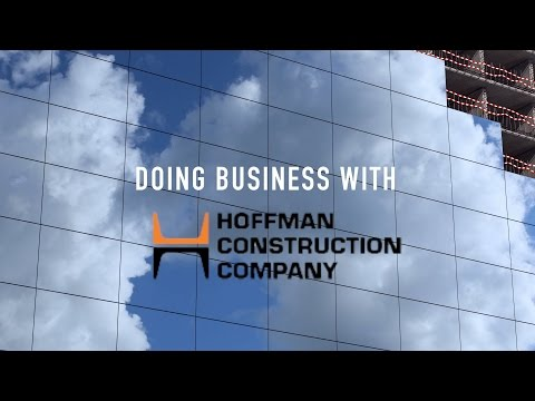 Doing Business with Hoffman Construction