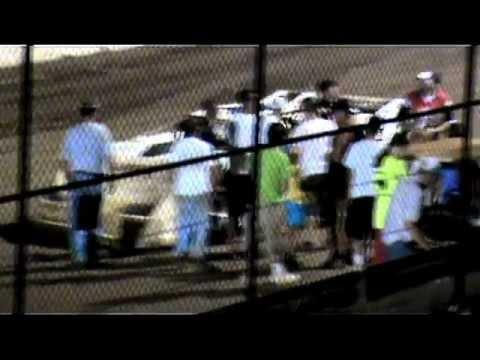 """Muskingum County Speedway  """"The Pepsi 35""""  8/20/2011"""