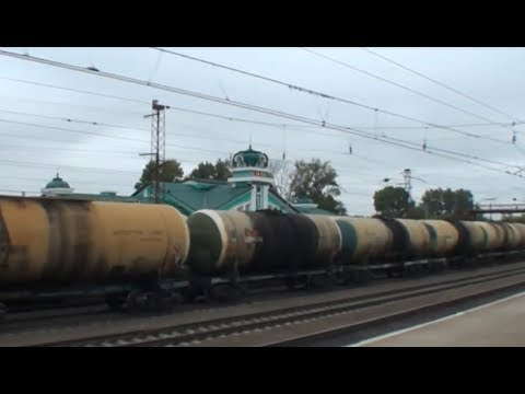 Trans-Siberian Railway Part 21 (Novosibirsk - Yurga)