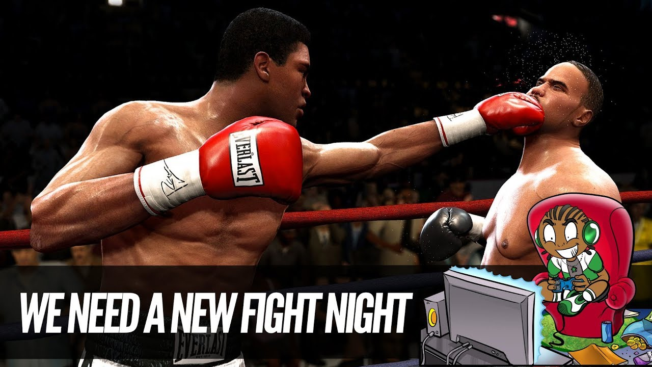 fight night game xbox one