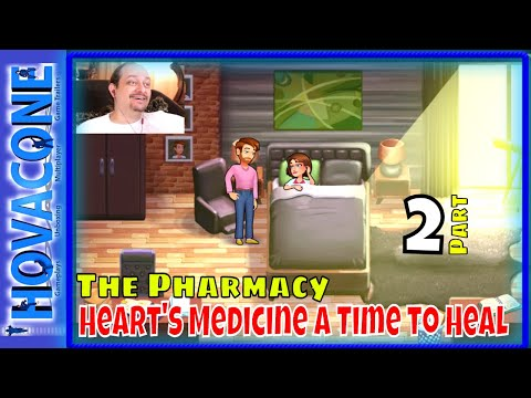 The Pharmacy   Heart's Medicine - Time to Heal   Indie Game Review   Part 2   Gameplay Walkthrough