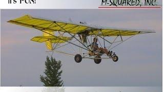 m squared part 103 ultralight experimental amateurbuilt aircraft