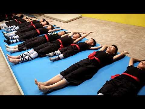 Kung Fu Training In China With Shaolin Shi Yan Hao
